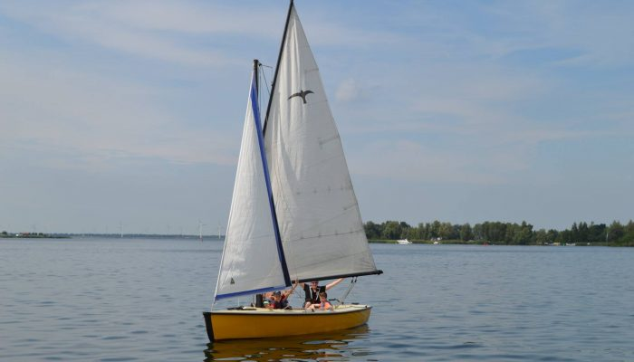 Zeilboot - De Zeilschool
