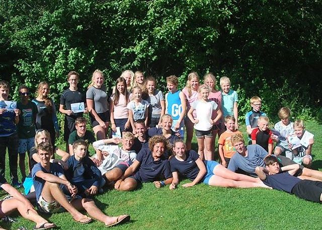 Groepsfoto de Zeilschool3