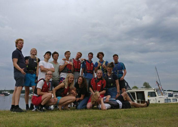 Groepsfoto de Zeilschool1
