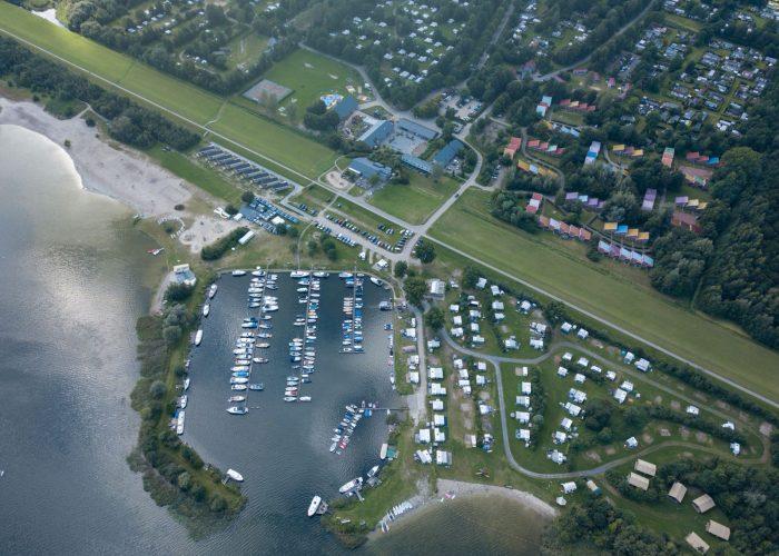 Luchtfoto RCN Zeewolde